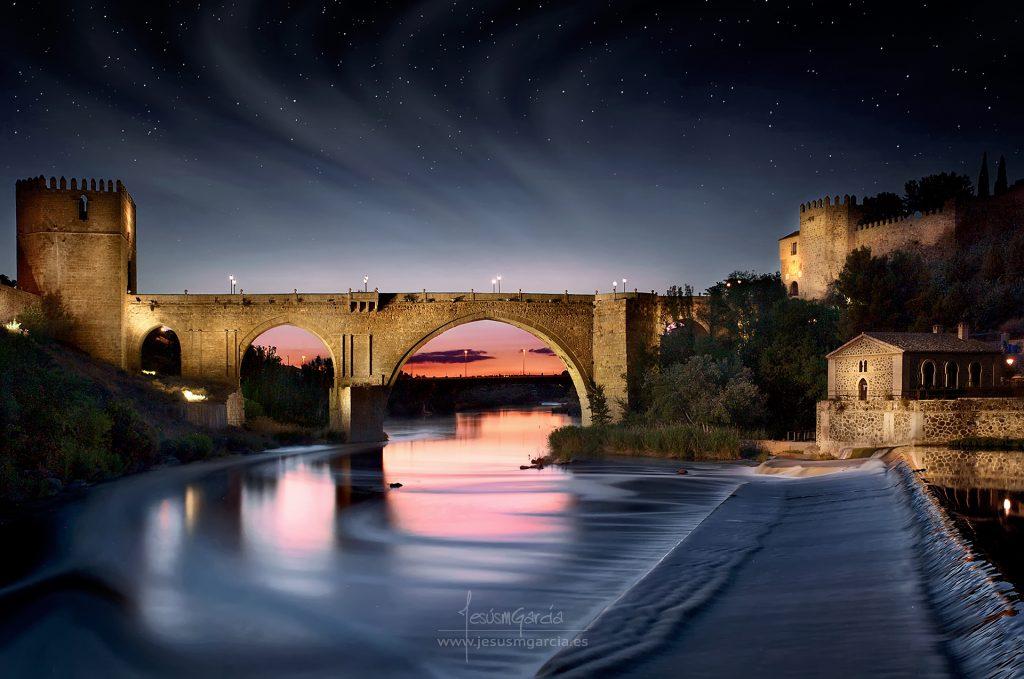 Puente de San Martín, por Jesús M. García