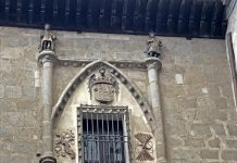 Posada Hermandad en Toledo -Foto José García