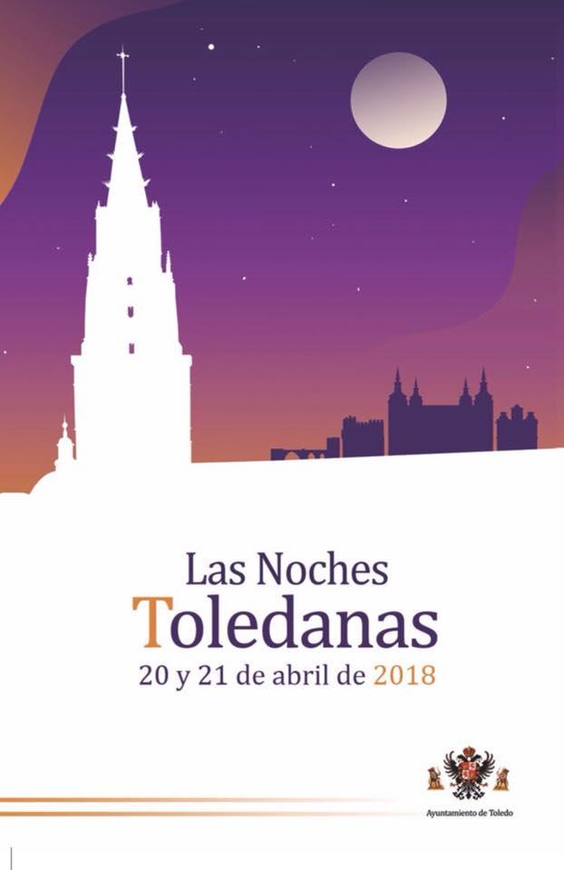 Noches Toledanas Programa 2018