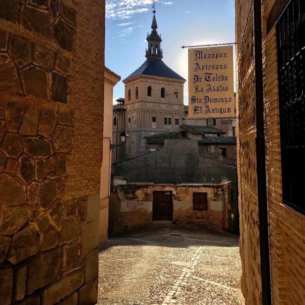 Barrio de los Conventos de Toledo
