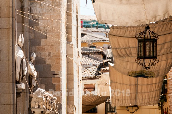 Corpus Christi Toledo, por David Utrilla