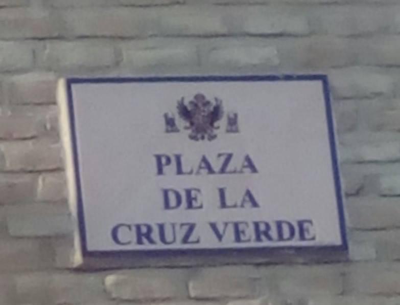 Plaza de la Cruz Verde en Toledo