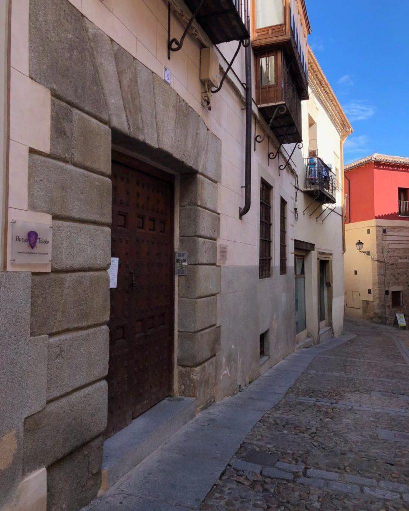 Oficina de Turismo de Rutas de Toledo