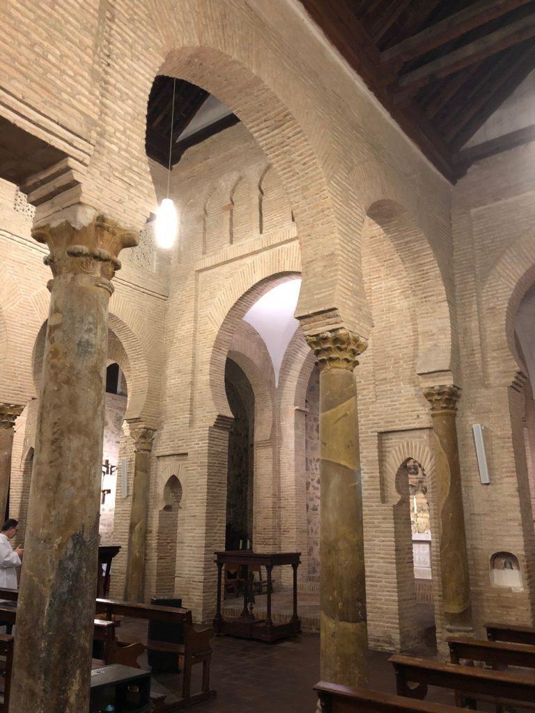 Iglesia de Santa Eulalia en Toledo