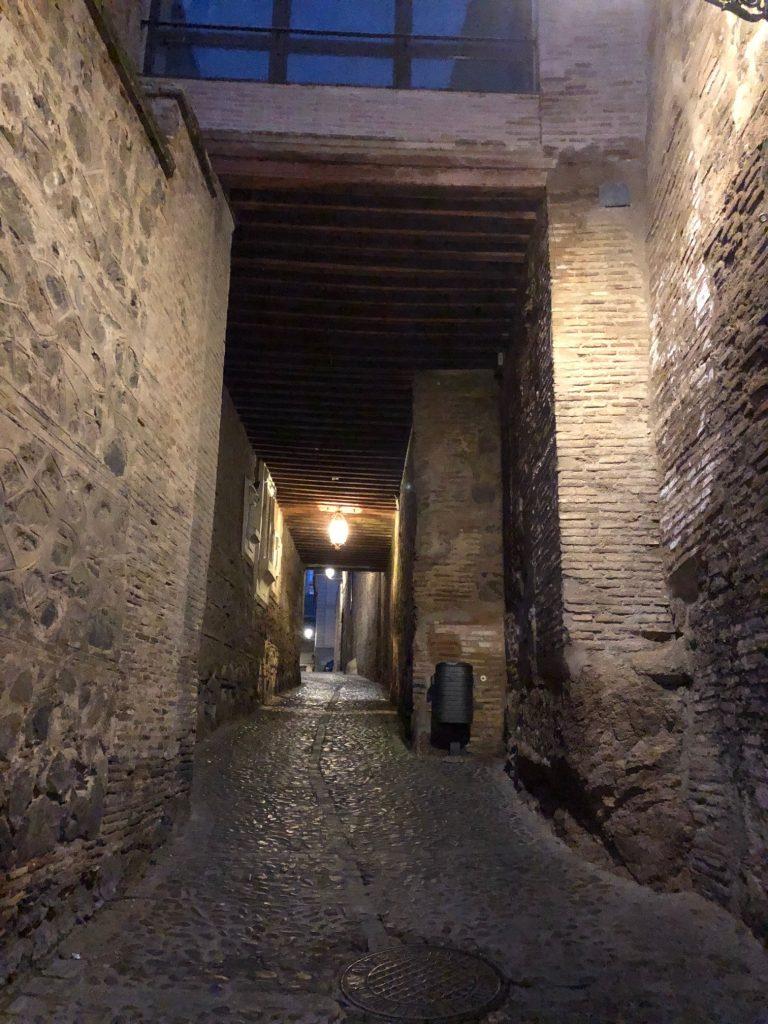 Cobertizo de Santa Clara, en Toledo