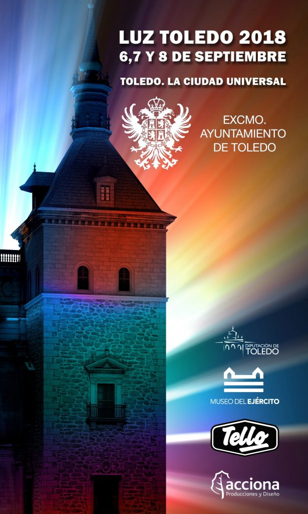 Cartel Luz Toledo 2018