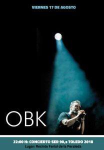 Concierto OBK Toledo 2018