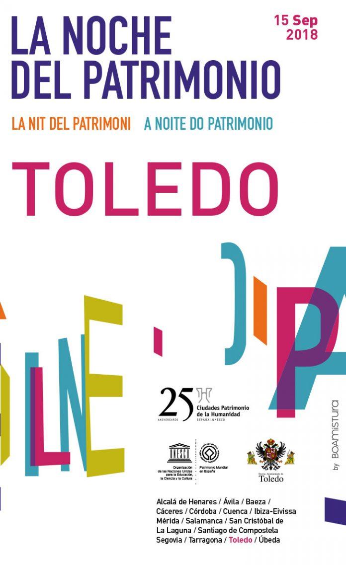 La Noche del Patrimonio 2018: Toledo