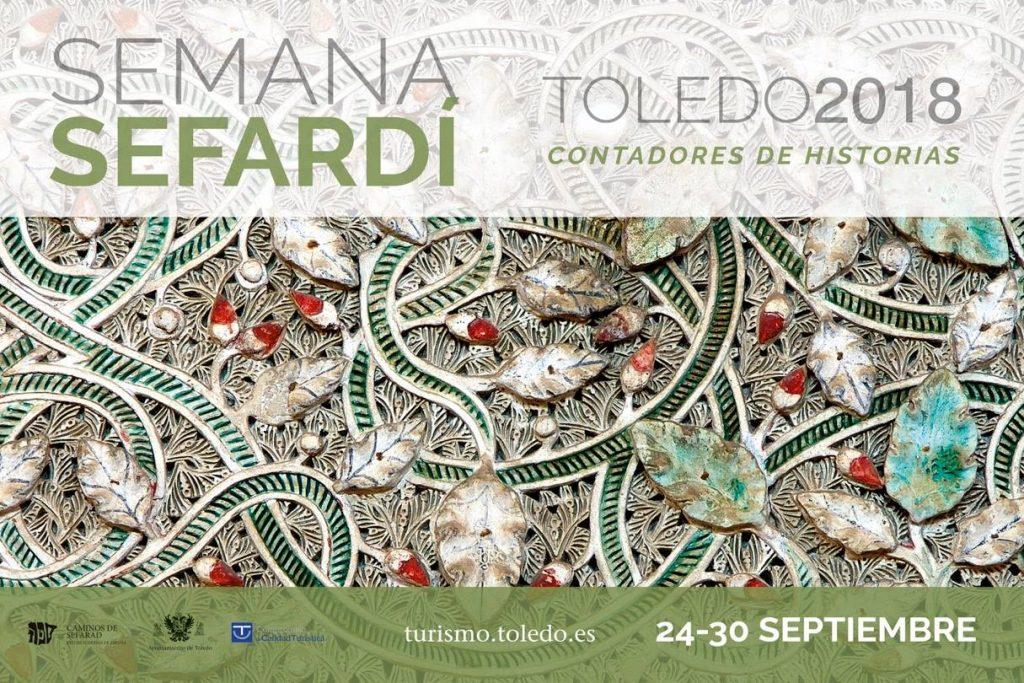Semana Sefardí Toledo 2018