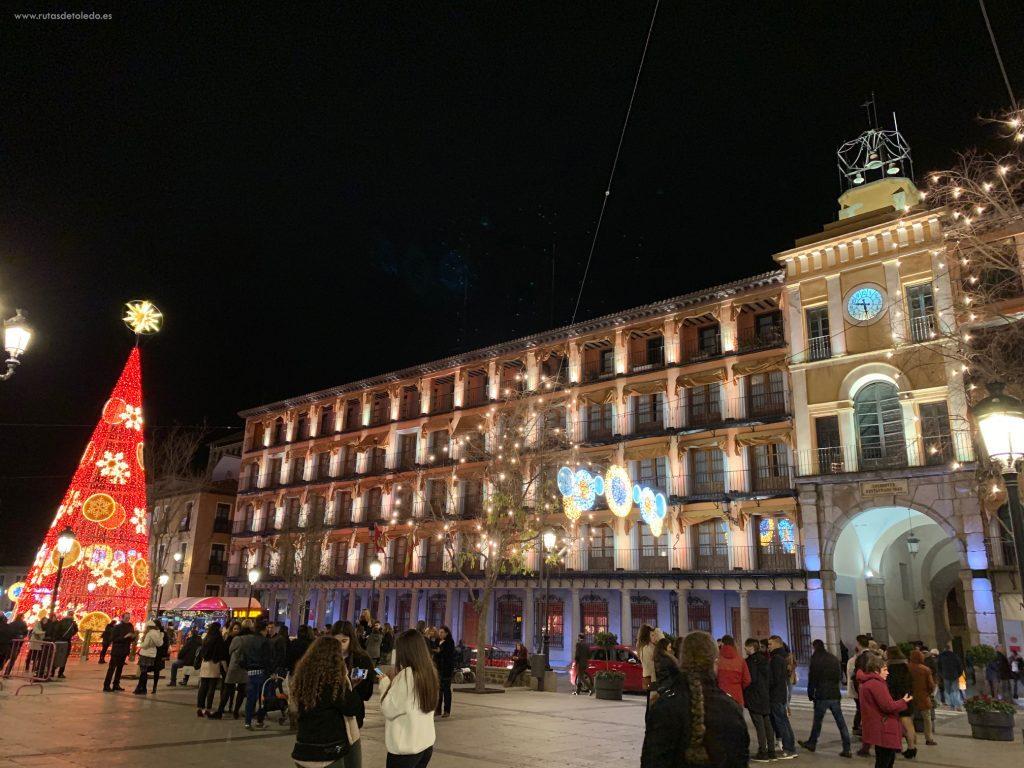 Plaza de Zocodover. Navidad 2018