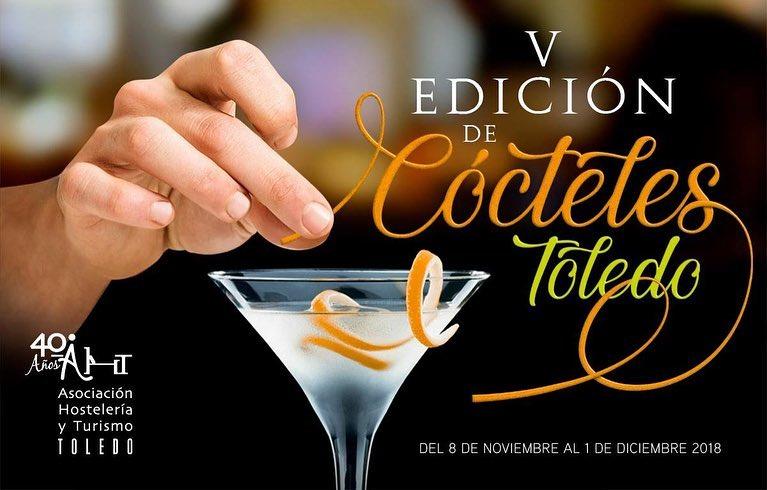 V Edición e Cócteles Toledo 2018