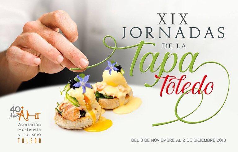 XIX Jornadas de la Tapa Toledo 2018