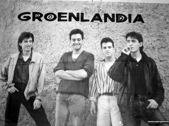 Groenlandia 1988, primer cartel