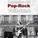 Leyendas del Rock Toledano, libro, portada