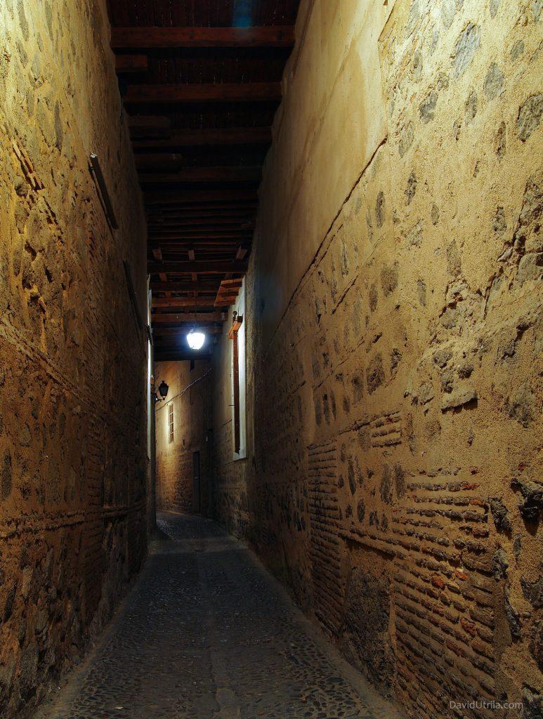 Cobertizo de Santo Domingo el Real, por David Utrilla