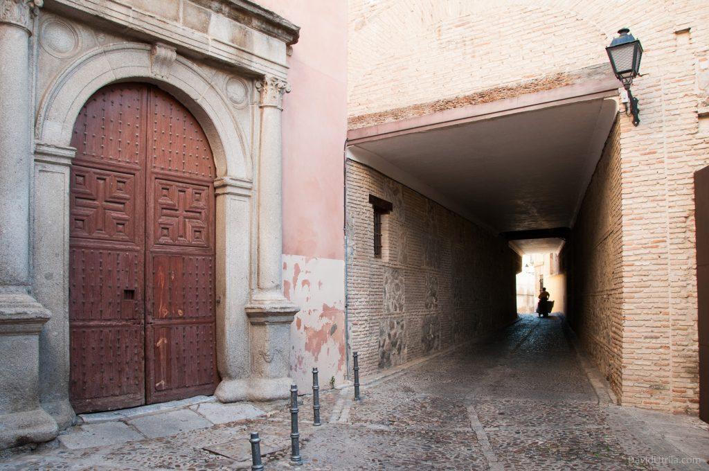 Cobertizo de San Pedro Mártir (Toledo) por David Utrilla