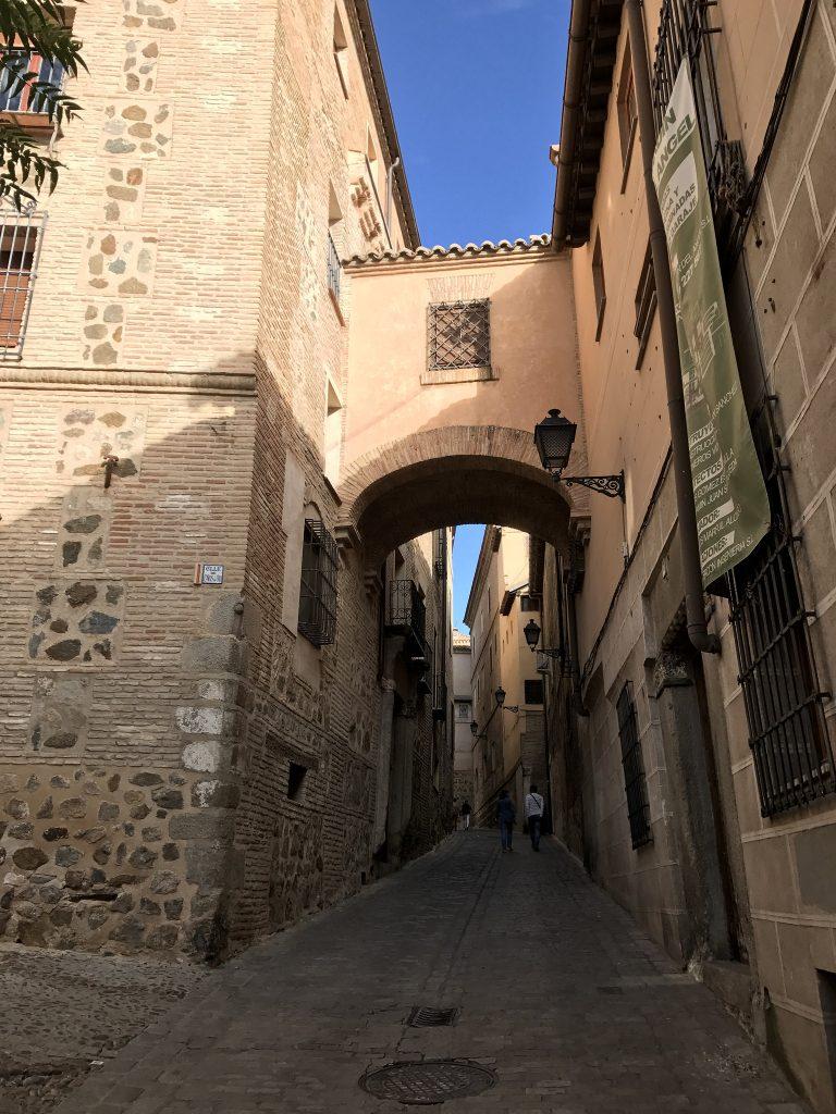 Cobertizo en la Calle del Ángel, Toledo