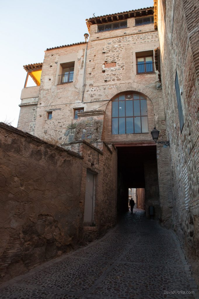 Cobertizo de Santa Clara en Toledo. David Utrilla