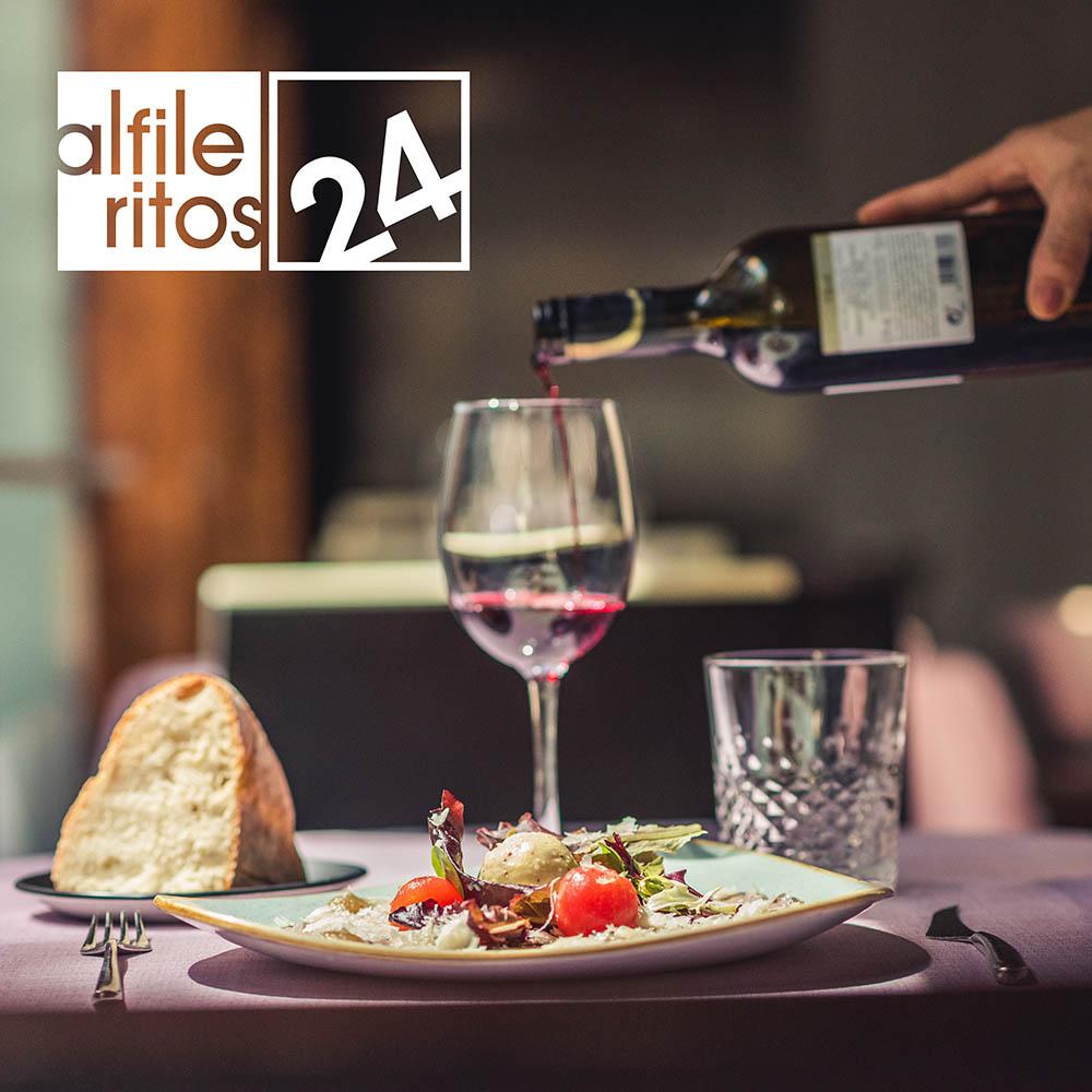 Alfileritos 24, Restaurante en Toledo