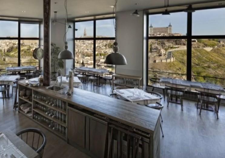 La Ermitaña, restaurante  en Toledo