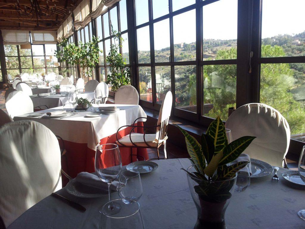 Restaurante Hierbabuena en Toledo