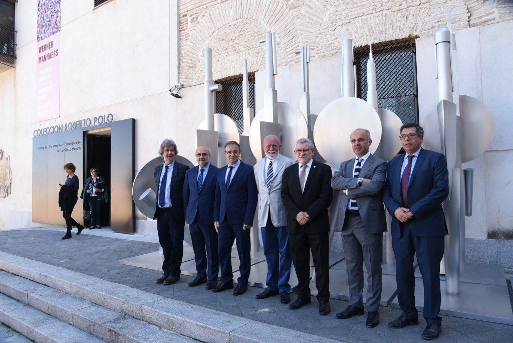 Presentación de la Colección Roberto Polo en Toledo