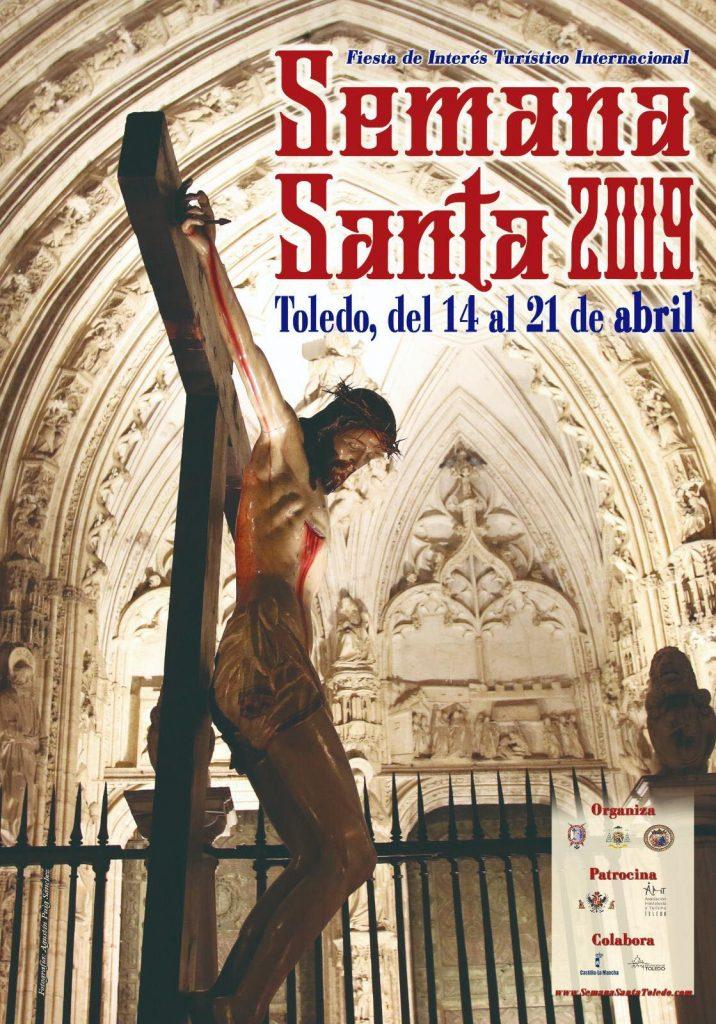Cartel Semana Santa Toledo 2019