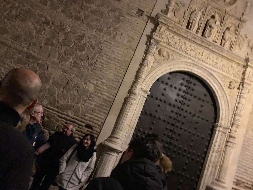 Visita guiada nocturna en Toledo con Rutas de Toledo