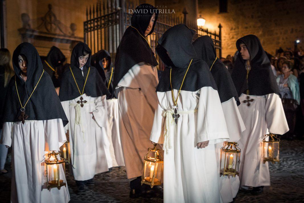 Procesión de Semana Santa en Toledo, por David Utrilla