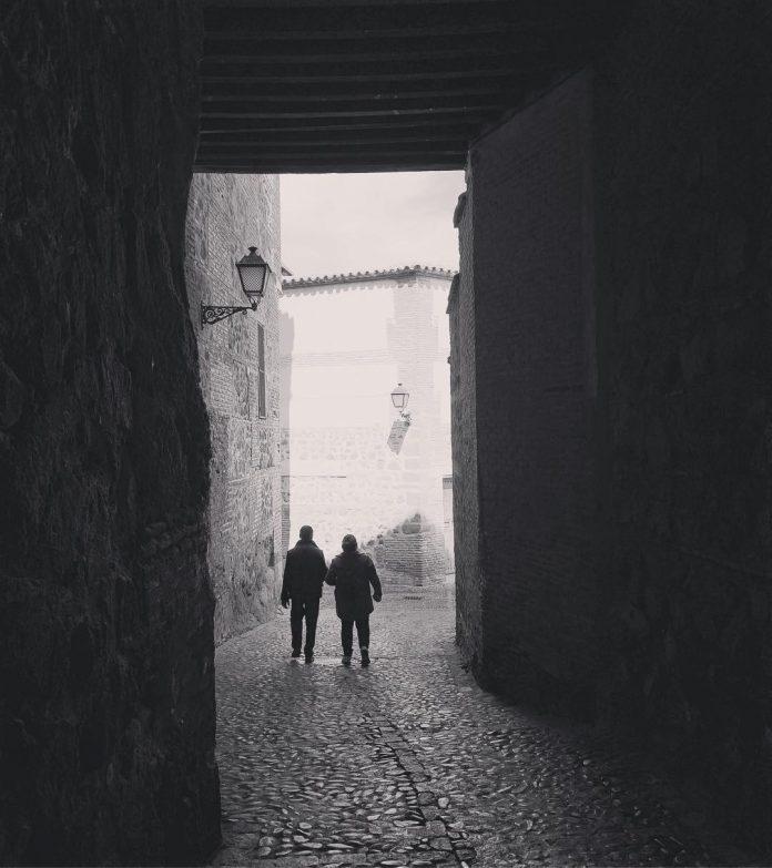 Paseando por los cobertizos de Toledo