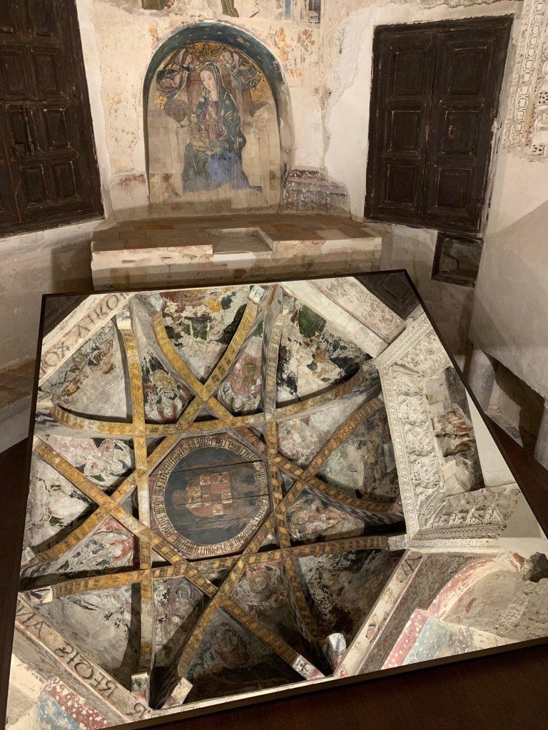 Capilla de Belén en el Convento de Santa Fe de Toledo