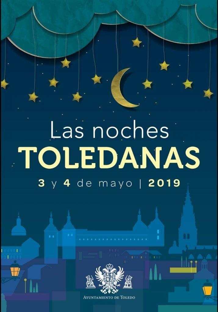 Cartel Noches Toledanas 2019