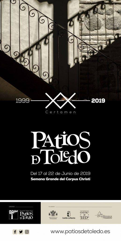 Certamen Patios Corpus Toledo 2019