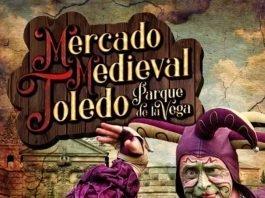 Cartel Mercado Medieval Toledo 2019