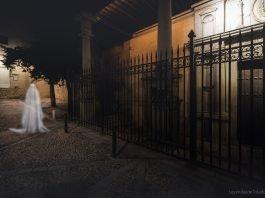 Leyenda del fantasma de Santo Domingo el Real en Toledo