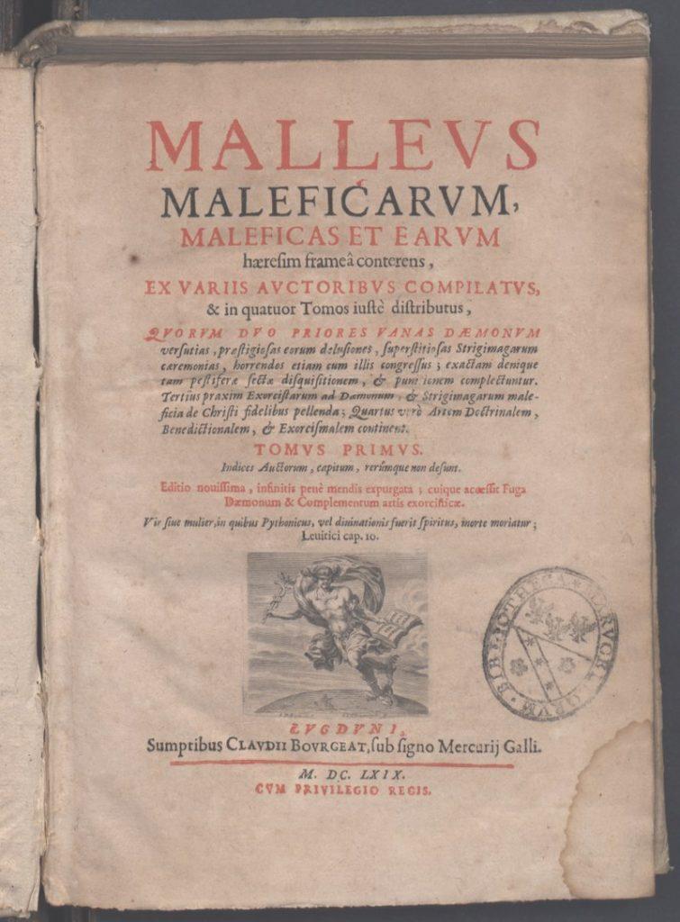 Malleus maleficarum - Sprenger, Jakob - Este archivo está disponible en biblioteca digital BEIC