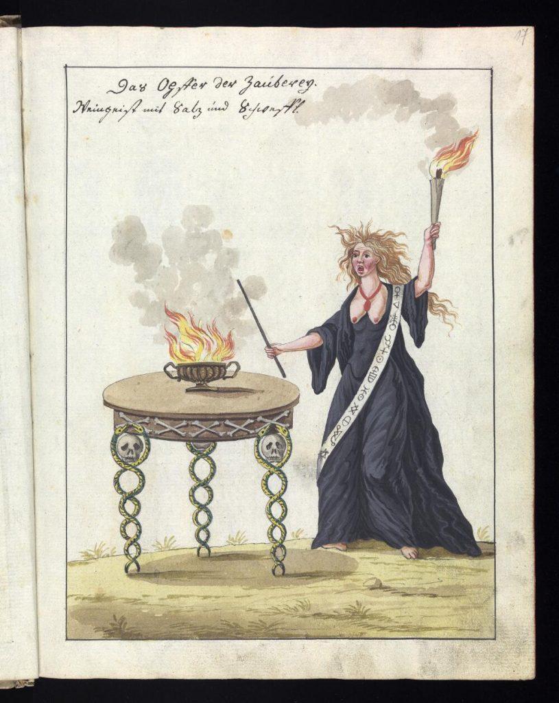 Wellcome Library, MS1766 Compendium rarissimum totius Artis Magicae sistematisatae per celeberrimos Artis hujus Magistros. Anno 1057.