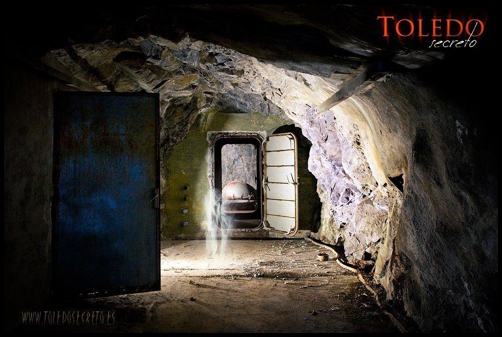 El viejo sismógrafo subterráneo de Toledo