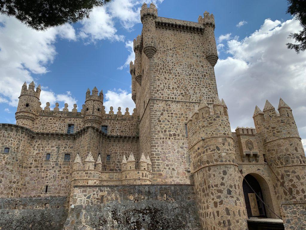 Mapa Provincia De Toledo Turismo.Que Visitar Cerca De Toledo Escapadas De Un Dia En La