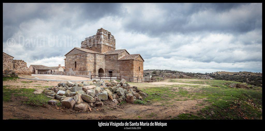 Santa María de Melque. Foto: David Utrilla