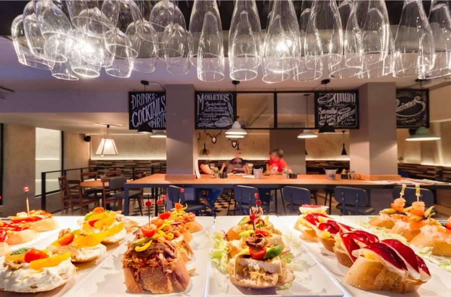Restaurante Nuevo Almacén Toledo