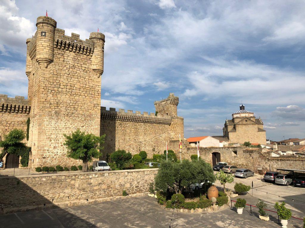Castillo de Oropesa de Toledo