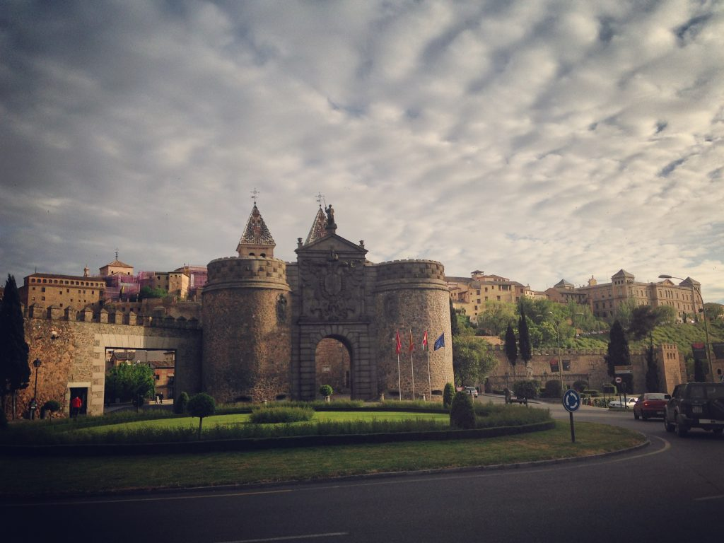 Puerta de Bisagra, Toledo