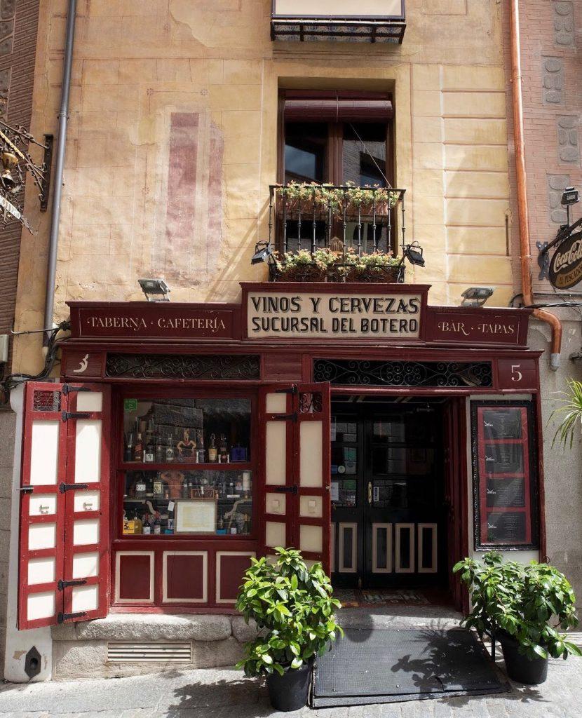 Taberna El Botero Toledo