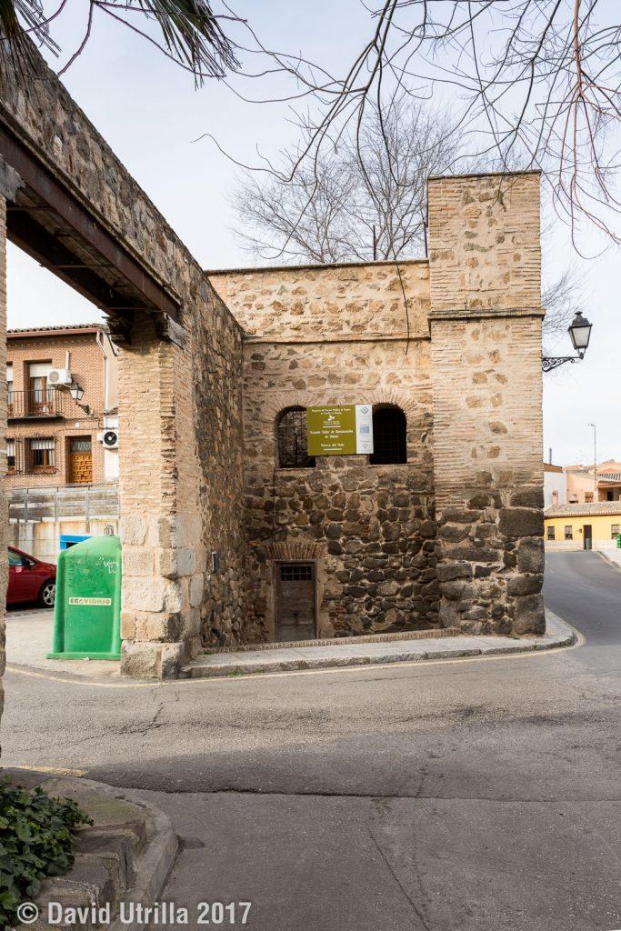Acceso actual a la Puerta del Vado. Foto: David Utrilla