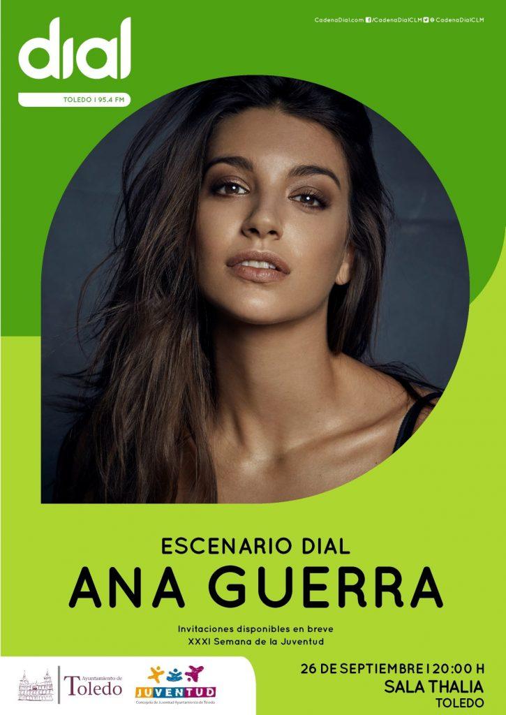 Concierto de Ana Guerra 2019 en Toledo