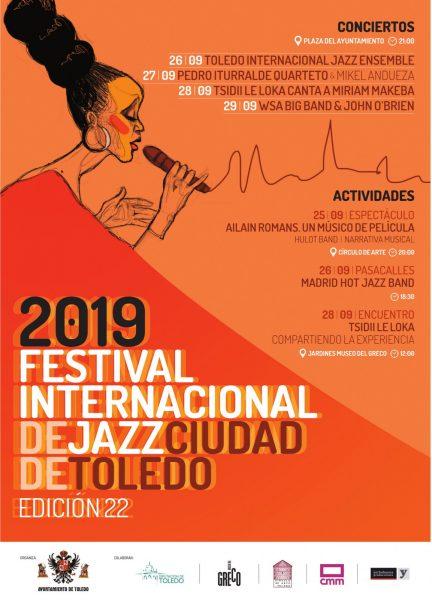 XXII Festival Internacional de Jazz 'Ciudad de Toledo'