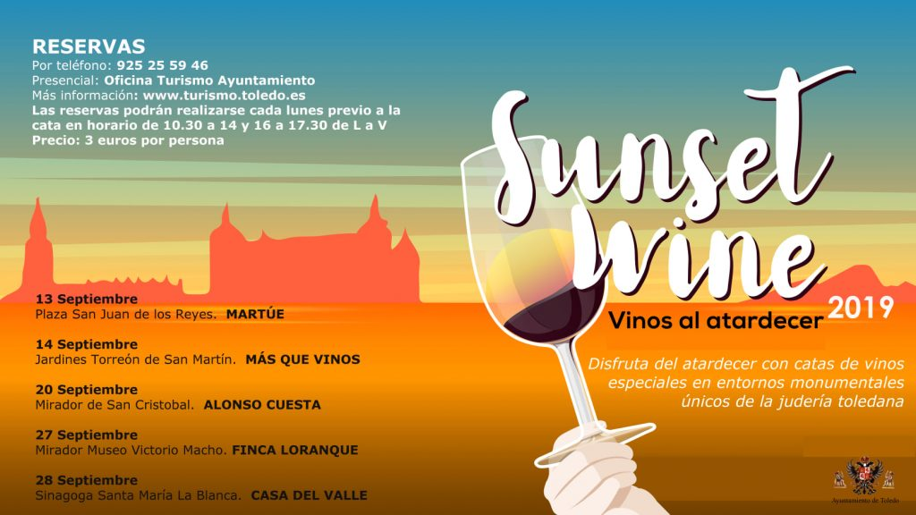 Sunset Wine Toledo 2019