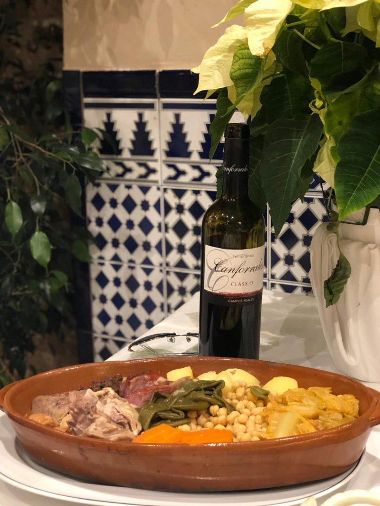 Cocido de la Venta de Aires (Foto Laura M.)