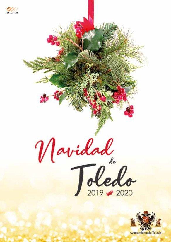 Cartel Navidad 2019/2020 en Toledo
